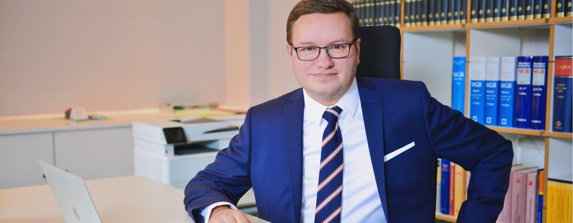 Laudon | Kanzlei für Strafrecht und Strafverteidigung in Hamburg - Erfahren Sie mehr über Rechtsanwalt Mirko Laudon