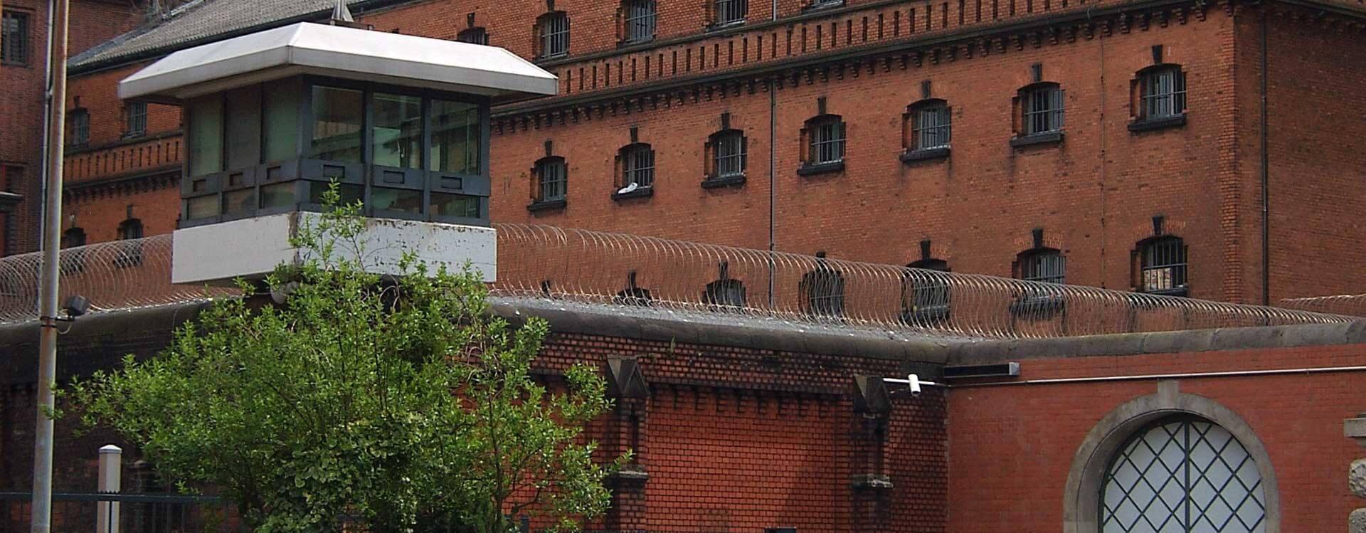 Untersuchungshaft (U-Haft) in Hamburg Holstenglacis