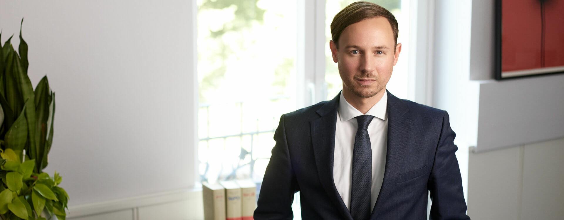 Rechtsanwalt Michael Eggers, Strafverteidiger Hamburg bei LAUDON SCHNEIDER Strafverteidigung